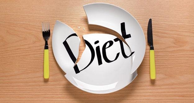 6 Kebiasaan Yang Membuat Diet Gagal