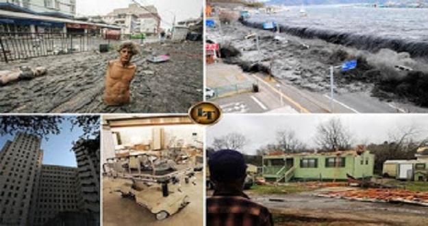 5 Penampakan Hantu Saat Bencana Melanda