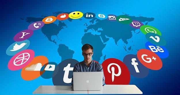5 Negara Pengguna Sosial Media Terbanyak