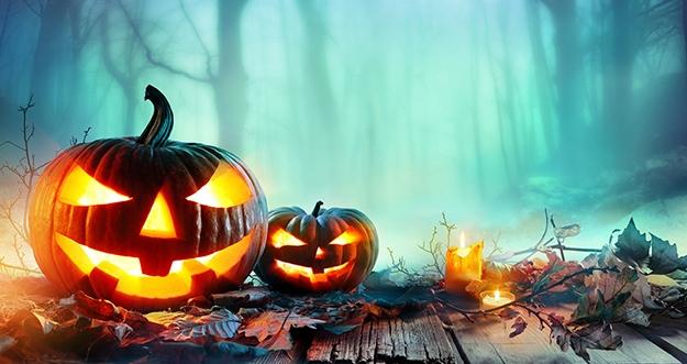 Alasan Halloween Identik Dengan Buah Labu