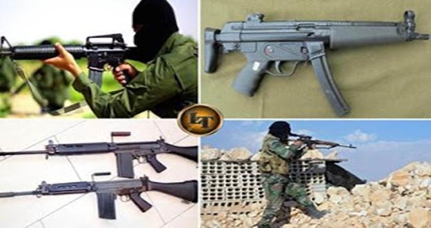 5 Senjata Favorit Para Teroris Dalam Melakukan Aksinya