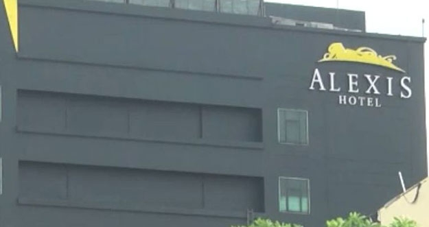 Kondisi Hotel Alexis Pasca Ditutup