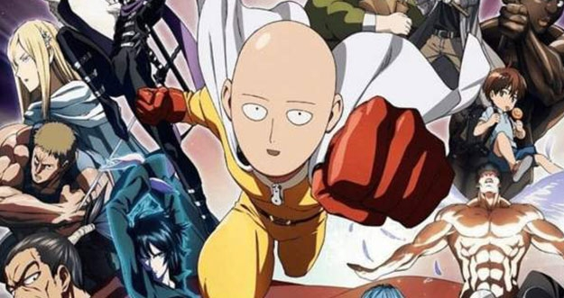 Rencana Live Action Anime 'One Punch Man'