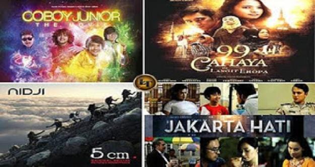 10 Poster Film Indonesia Paling Keren