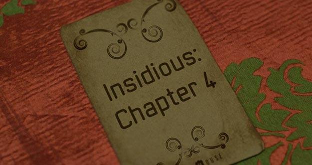 Siapkah Kalian Menghadapi Keseraman Insidous: Chapter 4?