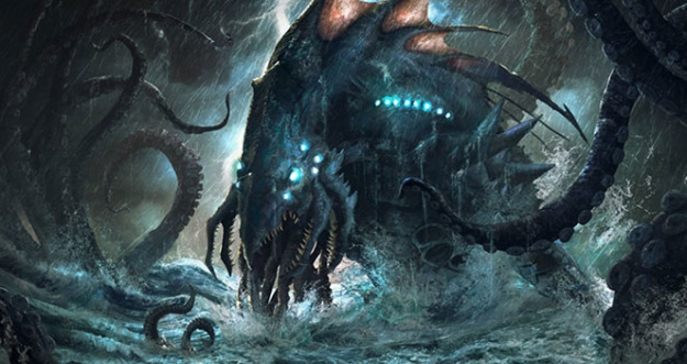 10 Monster Mengerikan Yang Ada Di Alkitab