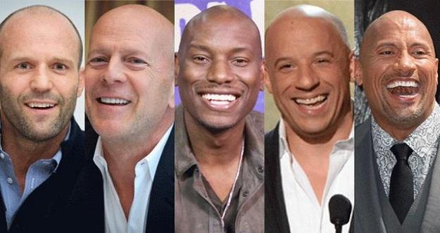 Benarkah Pria Botak Lebih Menarik Daripada Pria Gondrong?