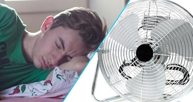 Bahaya Tidur Dengan Kipas Angin