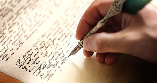 Membaca Kepribadian Orang Lewat Tulisan Tangan