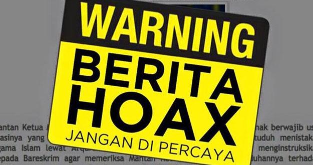 Tips Terhindar Dari Berita Hoax