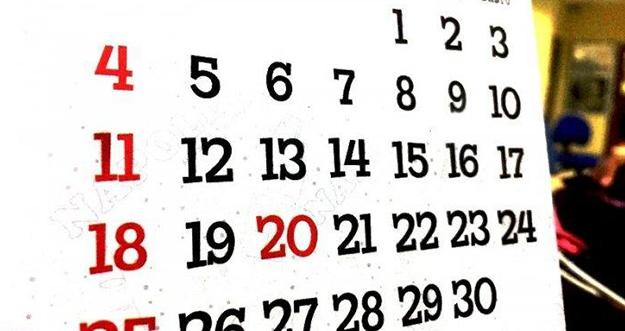 Jadwal Libur Nasional dan Cuti Bersama