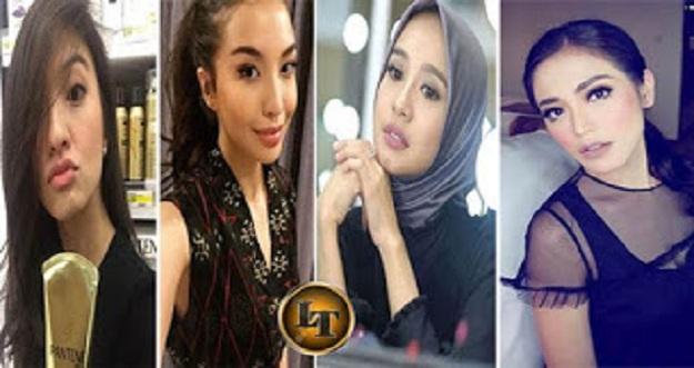 8 Artis Indonesia Dengan Bibir Paling Seksi Dan Sensual