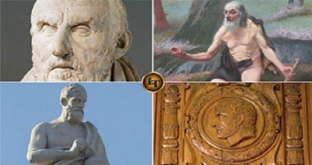 5 Kisah Kematian Konyol Dari Tokoh Terkenal Yunani