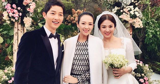 Sederet Selebriti Korea Yang Hadir Dalam Pesta Pernikahan Song Jong Ki & Song Hye Kyo
