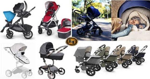 5 Kereta Bayi Termahal