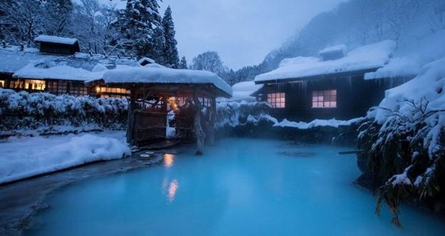 Pemandian Air Panas Paling Direkomendasi Di Jepang