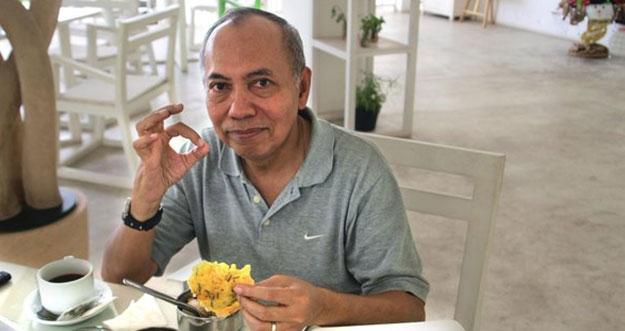 Kisah Perjalanan Karir Pak Bondan Winarno 'Maknyus'