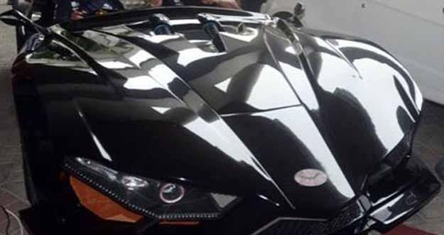 Siap Menandingi Batmobile, Inilah Mobil Keren Buatan Mahasiswa Indonesia