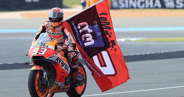 Marc Marquez Membahas Kontrak Dengan Honda