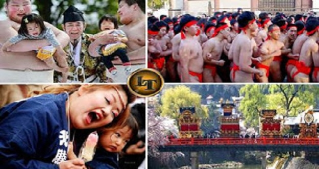 6 Festival Di Jepang Yang Bisa Membuat Kamu Tertawa