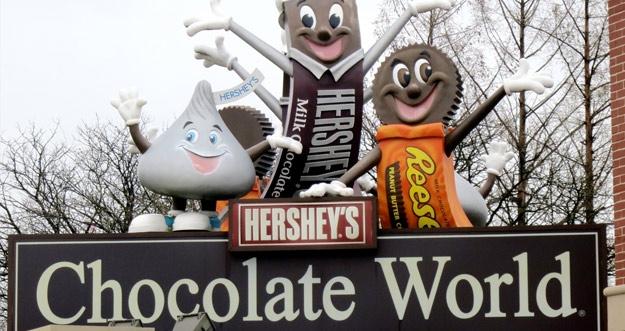 Anda Pecinta Coklat? Maka Taman Bermain Satu Ini Cocok Untuk Anda