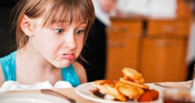 Alasan Anak Susah Makan