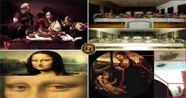 7 Lukisan Terkenal Yang Menyimpan Kode Rahasia