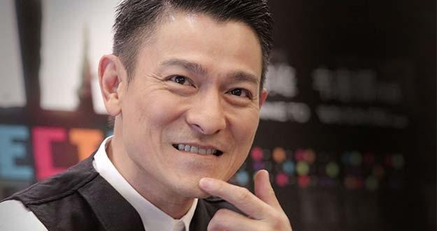 Beruntungnya Menjadi Anak Andy Lau