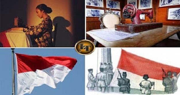 7 Fakta Sejarah Bendera Pusaka Indonesia Yang Perlu Diluruskan