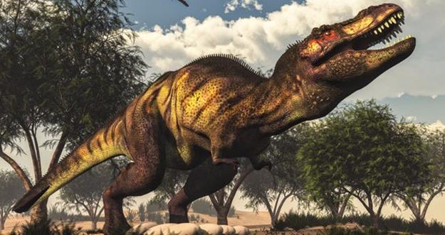 7 Dinosaurus Tak Dikenal Namun Lebih Seram Dari T-Rex
