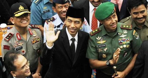 5 Hal Unik Yang Terjadi Saat Pelantikan Jokowi