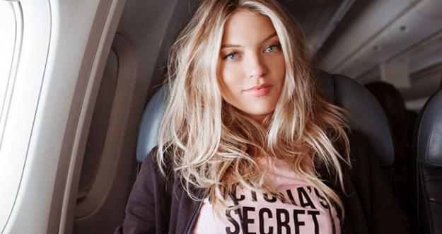 10 Model Victoria's Secret Paling Menarik Di Mata Pria