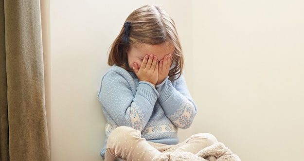 3 Cara Mengatasi Ketakutan Pada Anak
