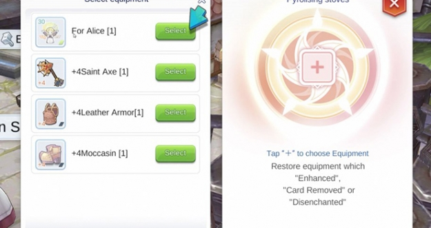 Cara Melepas Card Inlay Di Equipment - Ragnarok M: Eternal Love