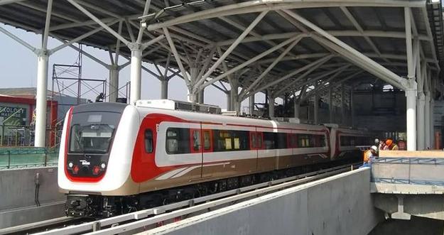 Syarat dan Fakta Hasil Uji Coba Gratis LRT Jakarta