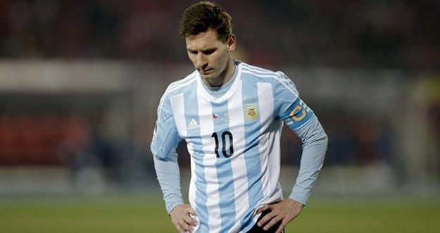 Messi Pensiun Dari Timnas Argentinia, Kenapa?