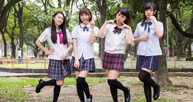 Alasan Kenapa Rok Seragam Perempuan Di Jepang Pendek