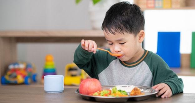 5 Alasan Balita Tidak Mau Makan