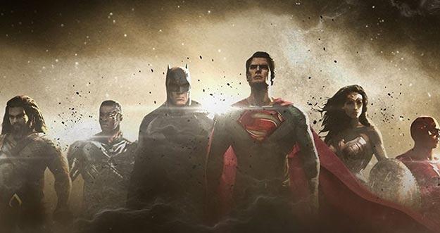 Film Justice League Akhirnya Mulai Dibuat
