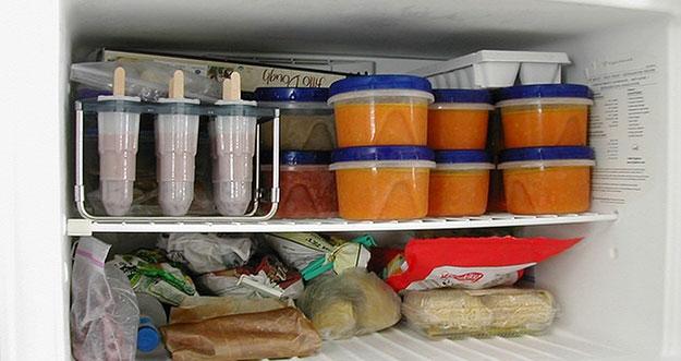 Makanan Dan Minuman Yang Tidak Boleh Disimpan Di Freezer