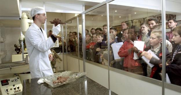 Serunya Berlibur Ke Museum Cokelat Di Belgia