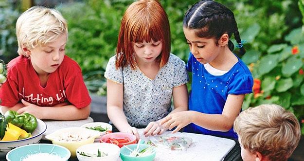 3 Jenis Camilan Sehat Bagi Anak