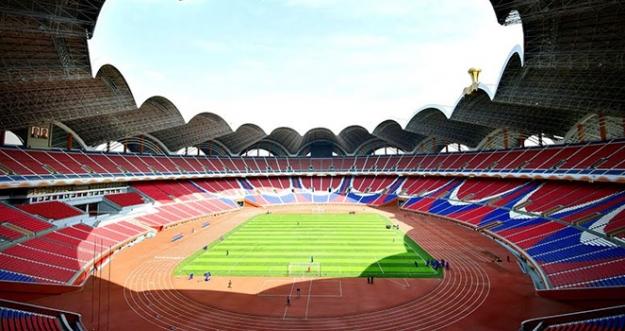 10 Stadion Sepakbola Terbesar Tahun 2020