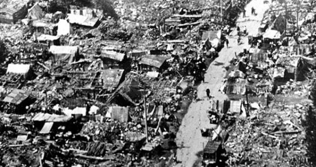 10 Gempa Bumi Paling Mematikan Sepanjang Sejarah