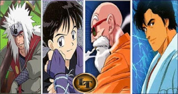6 Karakter Paling Mesum Dalam Film Anime