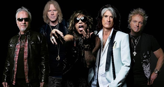 Tahun 2017, Aerosmith Bubar