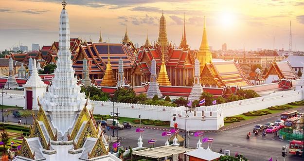 Destinasi Wisata Menarik Di Thailand