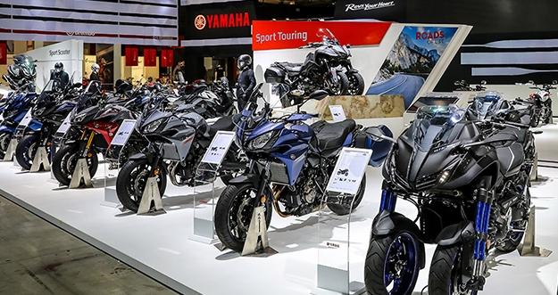 3 Motor Baru Yamaha Di EICMA 2019