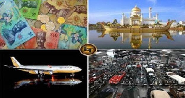 5 Kekayaan Sultan Brunei Yang Bisa Membuat Mata Melotot