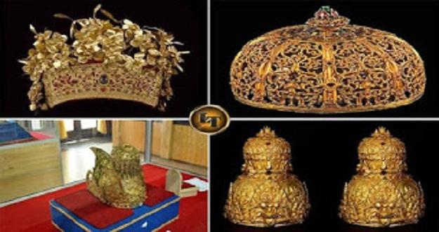 4 Mahkota Kerajaan Indonesia Yang Masih Tersimpan Dengan Baik